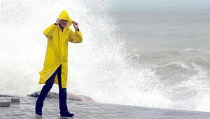 Meteorolojiden kuvvetli yağış uyarısı -Bugün hava nasıl olacak