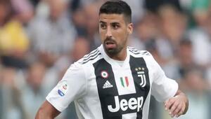 Sami Khedira transferinde flaş gelişme Anlaşma.... | Son dakika haberleri...