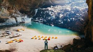 Dünyanın en sıra dışı 10 yeri Listede Türkiye'den de bir yer var...