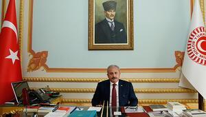 TBMM Başkanı Mustafa Şentop, 15 Temmuzu anlattı