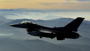Son dakika Kuzey Irak'a hava harekatı