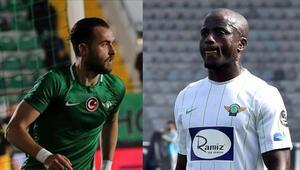 Akhisarspor'da Dany ve Cikalleshi belirsizliği | Transfer haberleri...