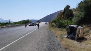 Adıyamanda kaza: 6 yaralı