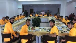 Galatasarayda pide partisi