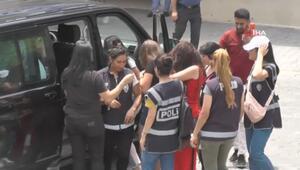 Antalyada kataloglu fuhuş çetesi operasyonu