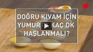 Doğru Kıvam İçin Yumurta Kaç Dakika Haşlanmalı