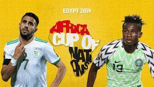 Afrika Uluslar Kupasında finale hangi takım yükselecek iddaanın favorisi...