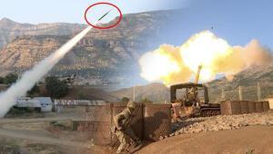 Son dakika Pençe-2 harekâtıyla ilgili açıklama geldi İşte ilk fotoğraflar