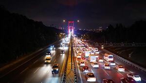 Bakan Turhan açıkladı... Bu gece trafiğe açılıyor