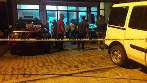 Galerici iş yerinde silahlı saldırıda öldürüldü