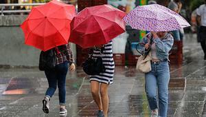 Son dakika: Meteorolojiden kuvvetli yağış uyarısı
