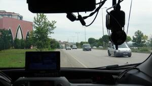Karabük'te 32 sürücüye 9 bin 327 lira ceza