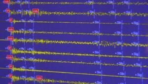 Son dakika... Yunanistanda 5.1 büyüklüğünde deprem