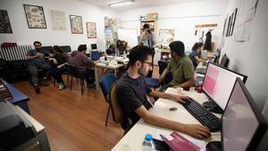 Uluslararası öğrencilere Medya Atölyesi