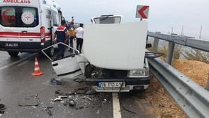 Bursada otomobiller çarpıştı: 6 yaralı