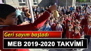Okullar ne zaman açılacak 2019-2020 eğitim öğretim yılı ne zaman başlıyor