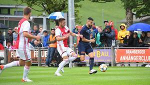 Medipol Başakşehir, Ajaxa kaybetti
