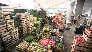 Halde faaliyet gösteren binlerce sebze meyve firması ile ilgili önemli karar