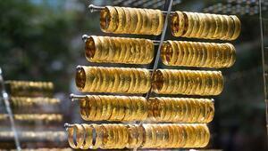 Altın fiyatları ne kadar oldu Güncel gram ve çeyrek altın fiyatı