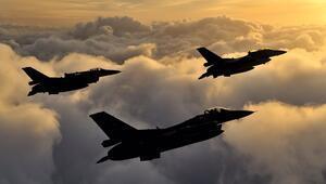Kuzey Iraka hava harekâtı 11 terörist etkisiz hale getirildi