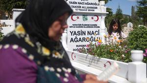 Şehit düşen Ankara Üniversitesi Hukuk Fakültesi son sınıf öğrencisi anıldı