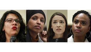 ABD Başkanı Trumptan Demokrat kadın Kongre üyelerine ırkçı saldırı