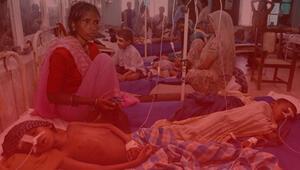 Hindistanda beyin iltihabı salgını