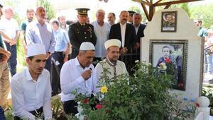 Midyatta 15 Temmuz şehidi polis anıldı