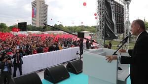 Son dakika... Ankara Emniyet Müdürlüğü yeni binası açılışında Cumhurbaşkanı Erdoğan'dan önemli mesajlar