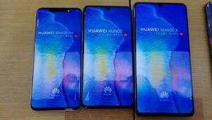 Huaweinin sürpriz telefonu gün yüzüne çıktı