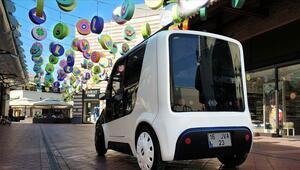 Elektrikli mini araç ECOMODun prototipi hazır