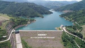 Yuvacık Barajında doluluk oranı yüzde 80