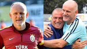 Taffarel Galatasaraydan iznini istedi