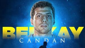 Berkay Candan, Fenerbahçe Bekoda Sözleşme 2 yıllık...
