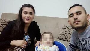 Öldürdüğü eşiyle ayrı köylerde toprağa verildi