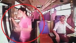 Çok acı haber Halk otobüsünden düşen genç kız hayatını kaybetti