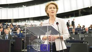 AB Komisyonu'na kadın başkan
