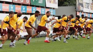 Galatasarayın yurt dışı kamp kadrosu açıklandı