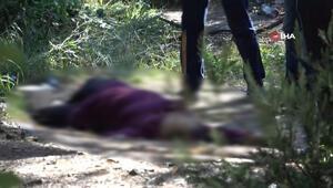 Aydos Ormanında kadın cinayeti