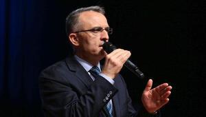 Ağbal: Türkiye, 2023te çok üreten, ürettiğini ihraç eden ülke olacak