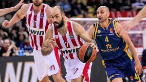 Vassilis Spanoulis imzayı attı