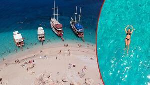 Antalya'nın Maldivleri tehlike altında