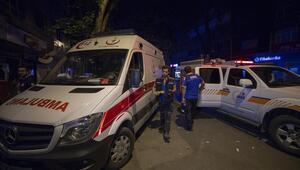 Yanlışlıkla sıkılan biber gazı  9 öğrenciyi hastanelik etti