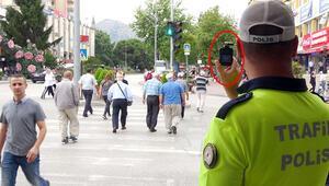 Polis tek tek böyle tespit etti Hepsine ceza yazıldı...