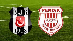 Beşiktaş Pendikspor maçı ne zaman saat kaçta hangi kanalda