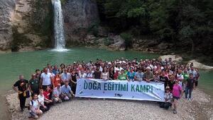 TEMA Vakfı, Mustafakemalpaşada Doğa Eğitimi Kampı yaptı