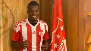 Son dakika transfer haberleri | Sivasspor Isaac Cofieyi transfer etti