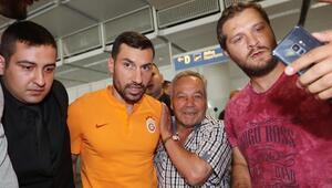 Galatasaray, Avusturya'nın Seefeld kasabasına ulaştı