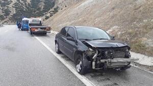 Manisada aynı bölgede iki ayrı kaza: 7 yaralı