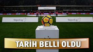 Süper Lig ne zaman başlayacak Süper Lig Cemil Usta sezonu ne zaman başlıyor